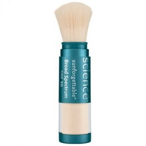 colorescience SUNFORGETTABLE BRUSH-ON spf 30 fair